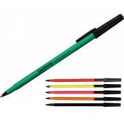 Pens Neon or Black Barrel Stick